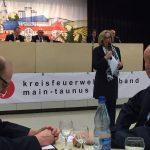Bürgermeisterin der Gemeinde Liederbach Eva Söllner